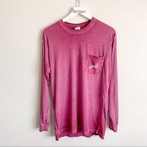 VS PINK Oversized Tee   Small